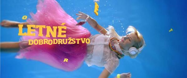 ▷ Markíza - summer TV ident
