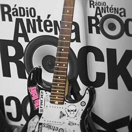 Radio A. Rock - new identity